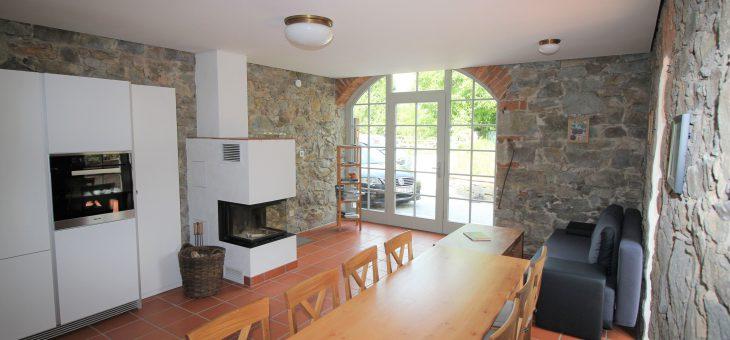 Ferienhaus bald wieder für private Gäste geöffnet