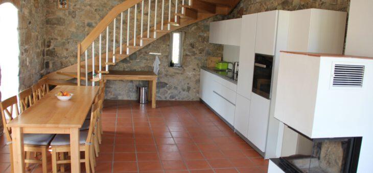 Ferienhaus momentan nur für Geschäftsreisende geöffnet, Hoffnung auf baldige Öffnung für alle Gäste